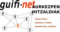 Andoaingo Guifi.net aurkezpena, atzeratuta