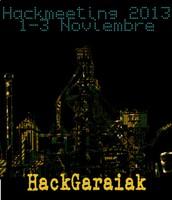 Hackmeeting 2013